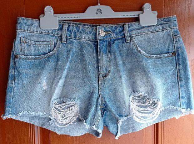 Spodenki damskie jeansowe Pimkie szorty damskie jeansy rozmiar 38 40