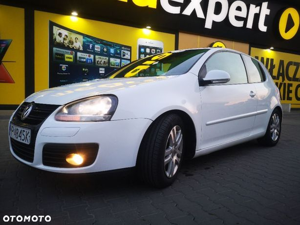 Volkswagen Golf VW Golf V 07/08r 2.0TDI 170/204KM
