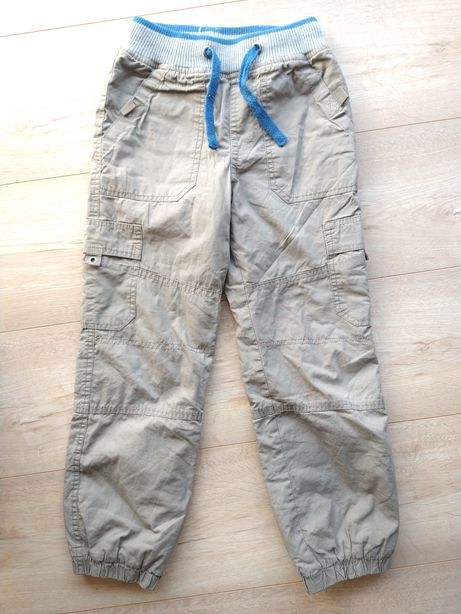 Spodnie ocieplane  116/122 cool club
