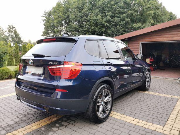 BMW X3 / F25 / 2013 / 2.0d / 184hp
