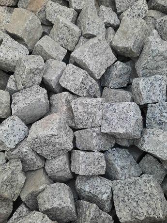 Granit kostka granitowa 4/6 cm kruszywa naturalne