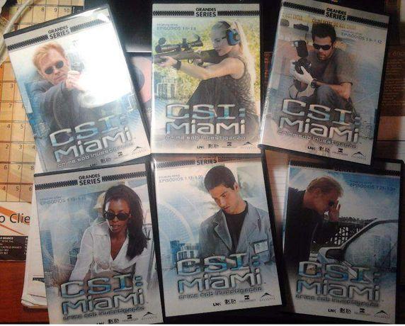 CSI Miami, Crime Sob Investigação, primeira série, 2006
