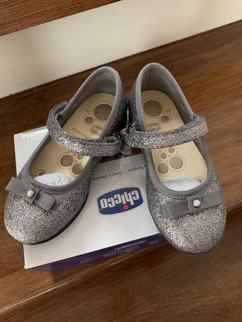 Туфельки туфлі Chicco 26 р 16 см