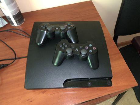 PS 3 500 Гб плюс игры
