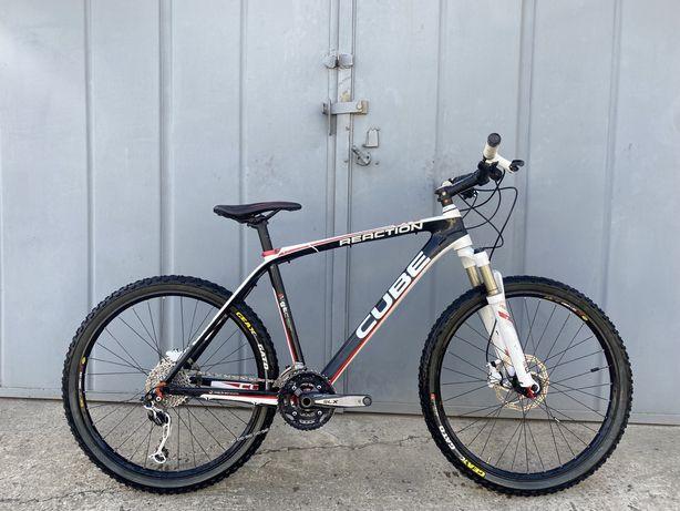 Велосипед карбоновий Cube Reaction 26(bulls trek scott merida)