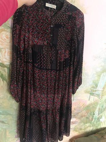 Продам платье - тунику для девочки 10 - 12 лет бренда ZARA