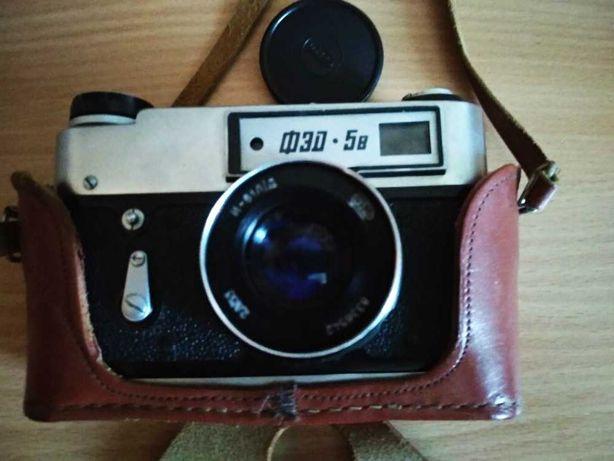 Фотоаппарат ФЭД - 5в со вспышкой
