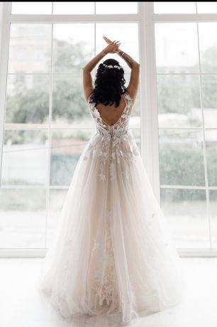Свадебное платье  , выпускное платье