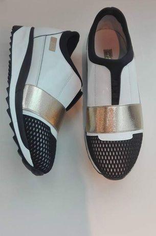 Sneakersy Atos Lombardini rozm. 39 dl wkładki 26 cm