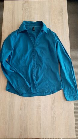 Koszula Carry niebieska / morska, rozmiar M