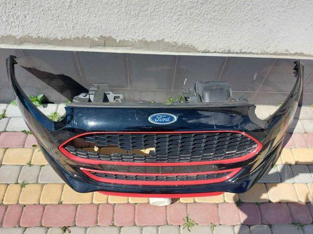 бампер передний ford fiesta mk7 рестайлинг форд фиеста