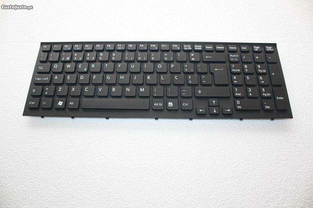 Teclado Sony Vaio VPC-EH (PCG-71811L, PCG-71911L, PCG-71912L,
