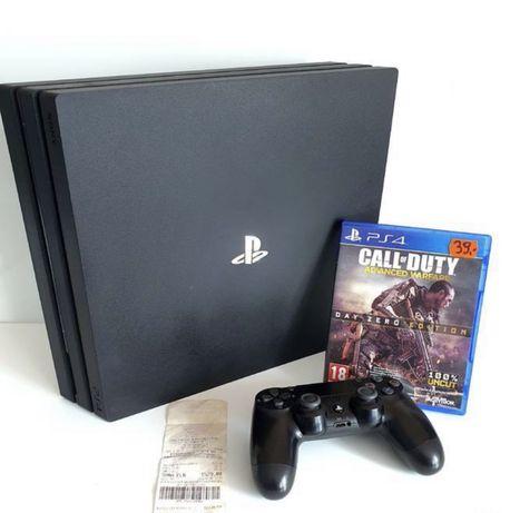 Konsola Sony PS4 Pro 1TB + gwarancja