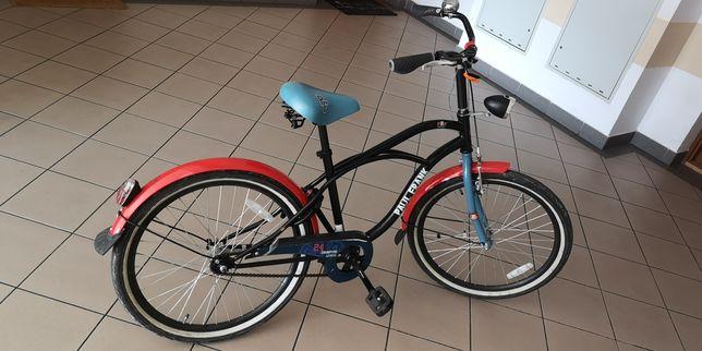 Rower w stylu retro Poul Frank 24'