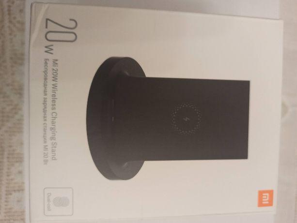 Carregador Sem Fio Xiaomi Mi Wireless Charging Stand 20W