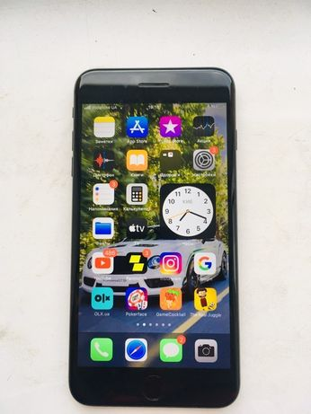 Apple iPhone 7 Plus ( Jet Black ) 128gb