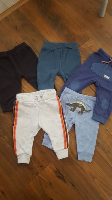 Spodnie i bluza 62