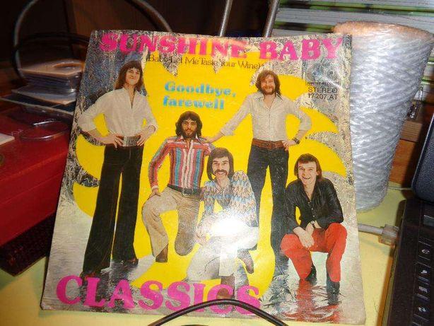 Disco Single Sunshine Classics Usado