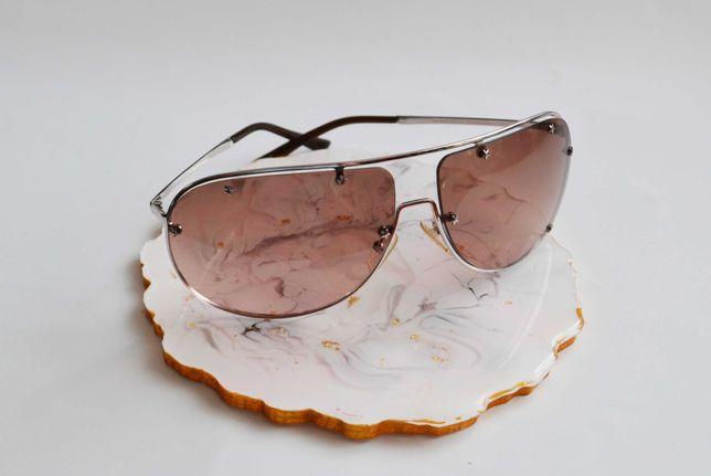 Eleganckie,piękne okulary Christian DIOR model windshield oryginał