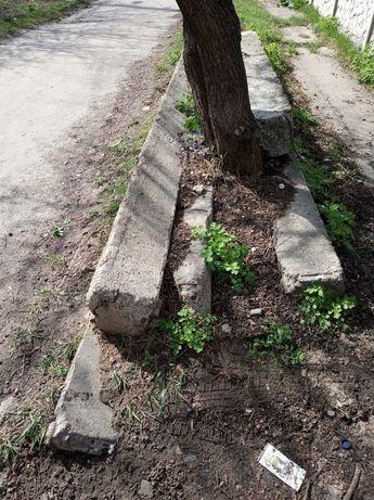 Отдам столбы бетонные
