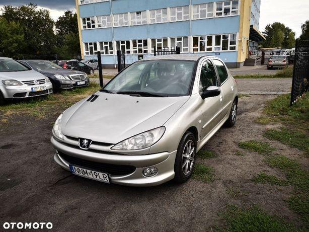 Peugeot 206 1.4 Benzyna, Klimatyzacja sprawna, Bez Rdzy, Zarejestrowany