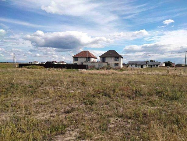 участок 20 соток зазимье погрибы 10 км от киева под строительство