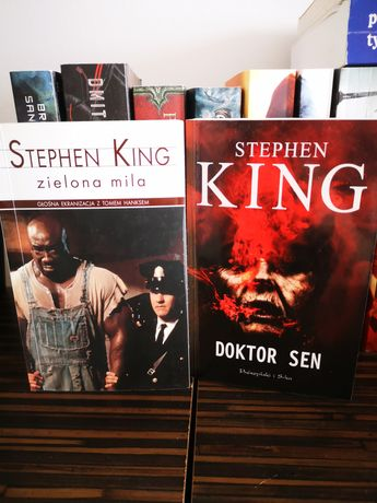 Stephen King - książki