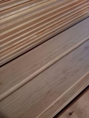 Вагонка дерев'яна вільхова 75х15х3000,0мм (перший сорт)