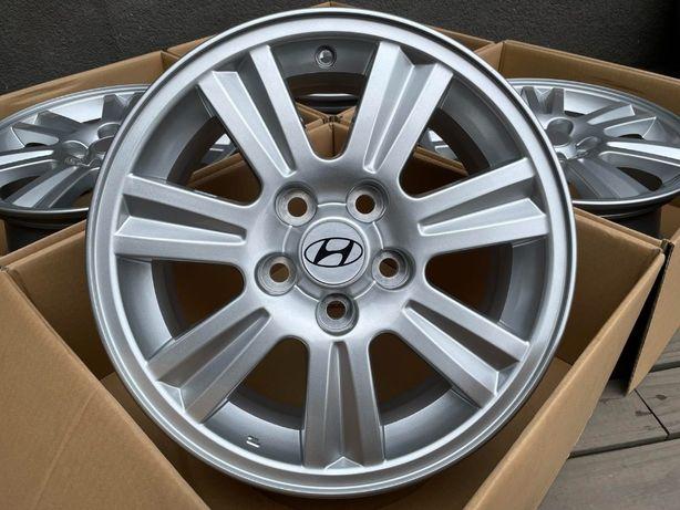 Felgi 16cali Hyundai Coupe Elantra Sonata i30 IX20 IX35 5x114,3 nr658