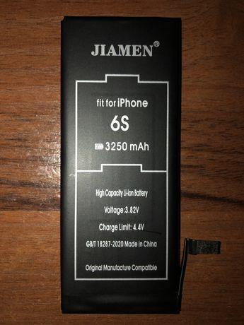 Аккумулятор повышенной ёмкости на IPhone 6s  (3250 mAh)