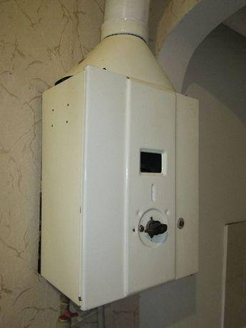Колонка газовая Л-2, радиатор-теплообменник, мембрана, редуктор.