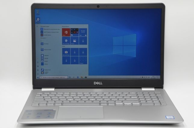 Dell Inspiron 5584 i7-8565 4.6GHz 8GB RAM 256GB SSD FHD Fingerprint