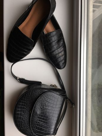 Туфли и сумка Reserved