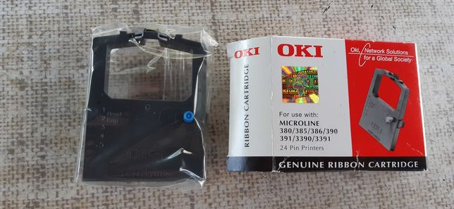Cartridge OKI kaseta drukarka igłowa