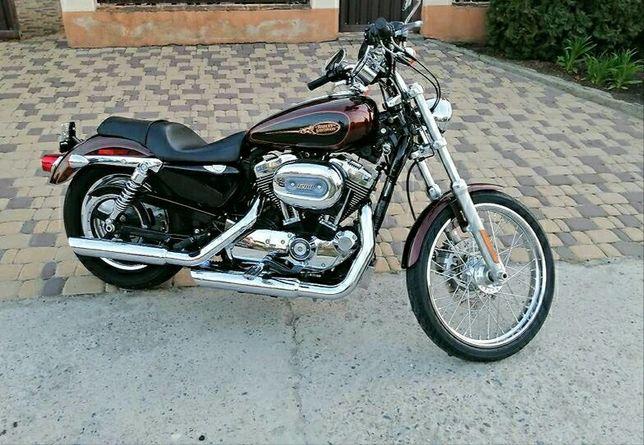 Продаю мотоцикл HARIEY-DAVIDSON XL 1200CC