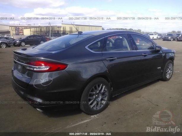 Срочно! Ford fusion hybrid plug-in 2017 с эл. Зорядка