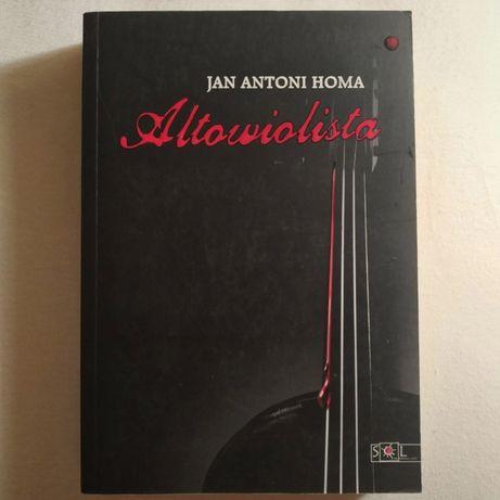 Altowiolista - Jan Antoni Homa