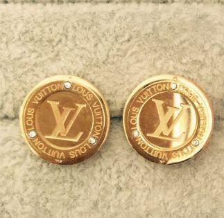 bruincos L Vuitton aço