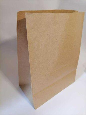 Пакет, пакет крафтовый без ручек, пакет бумажный