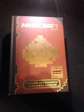 3 książki z Minecraft