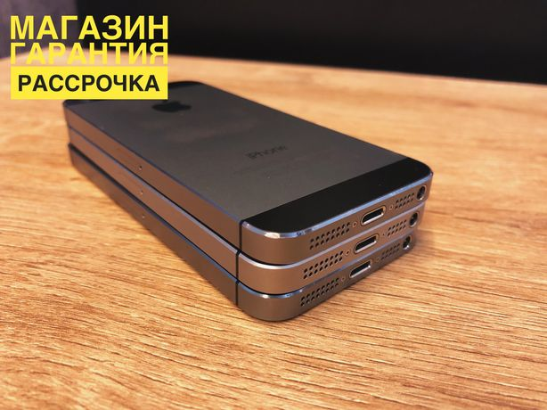 iPhone смартфон 16/32/64/128/256 Neverlock Silver/Space/Rose/Gold
