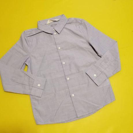 Рубашка H&M 7-8 лет новая
