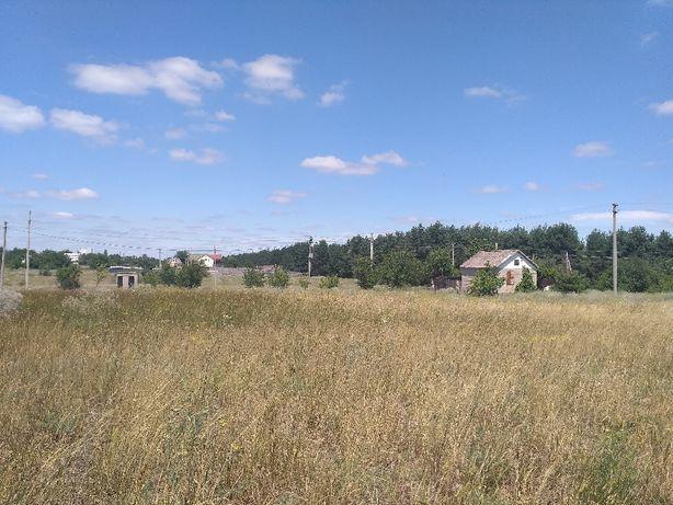 Продам земельный участок в с. Николаевка Днепропетровской области