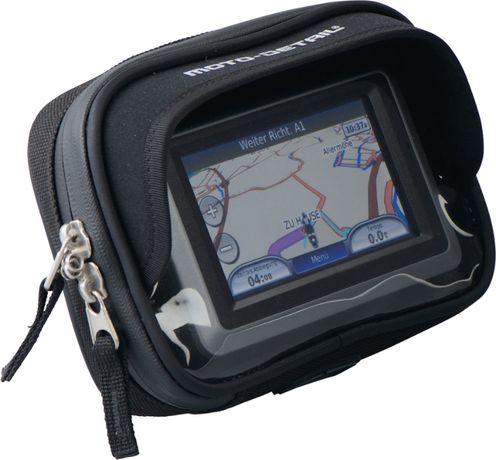 Bolsa impermeável GPS telemóvel smartphone mota