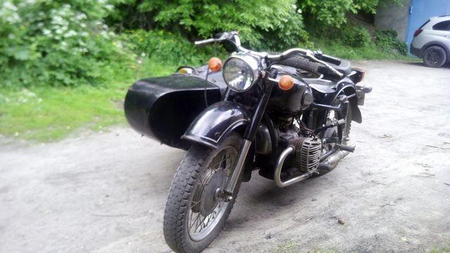 Мотоцикл К750 1966г.