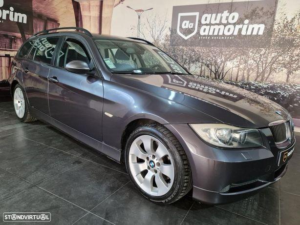 BMW 318 d Touring Dynamic