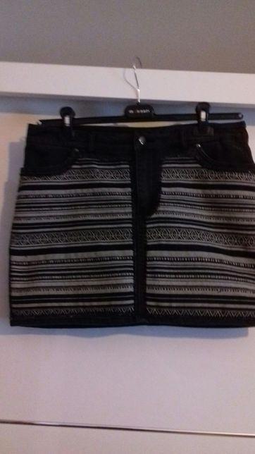 Spódnica spódniczka jeans roz.40 L-XL nowa