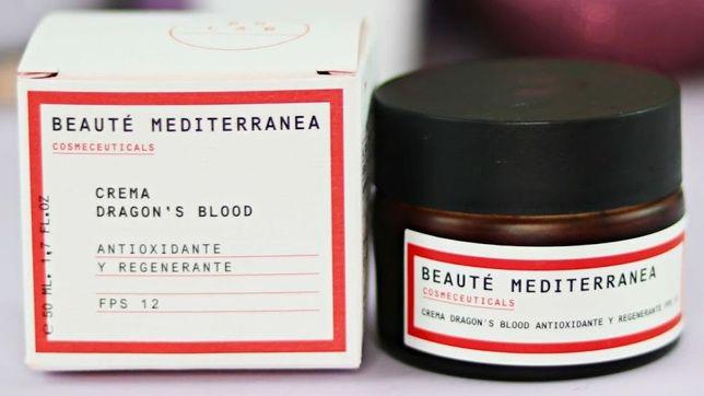 BEAUTE MEDITERRANEA Creme regenerativo sangue de dragão 50ml