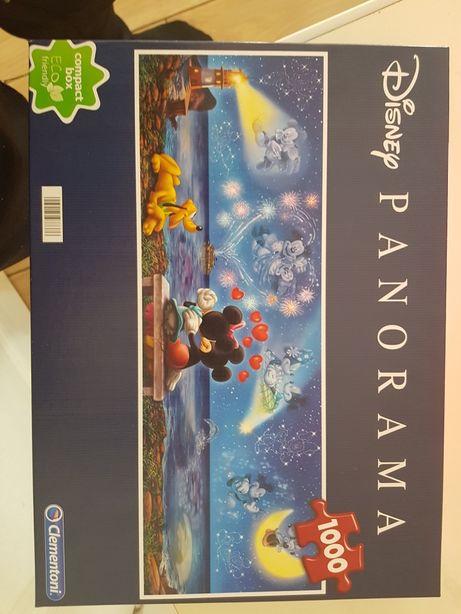 Panorama Disney puzzle