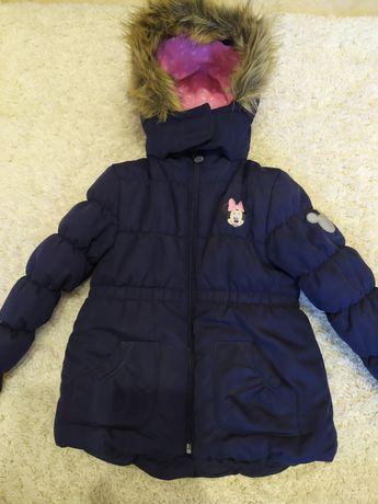 Куртка зимняя Тополино Дисней